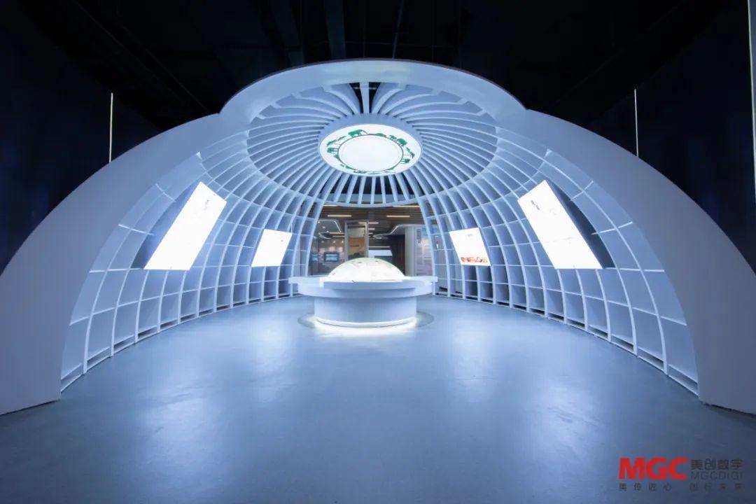 美创案例   美创助力中非博览会打造中非经贸深度合作先行区展厅!